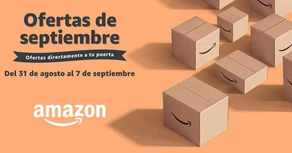 Ofertas de septiembre en Amazon, chollos en Amazon, chollo