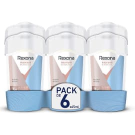 Pack de 6 desodorante en crema Rexona Maximum Protection baratos, desodorantes baratos
