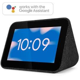 Pantalla inteligente Lenovo Smart Clock baratas, dispositivos inteligentes baratos, ofertas en electronica