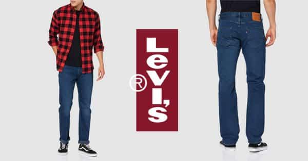 Pantalones vaqueros Levi's 501 Original Fit baratos. Ofertas en ropa de marca, ropa de marca barata, chollo