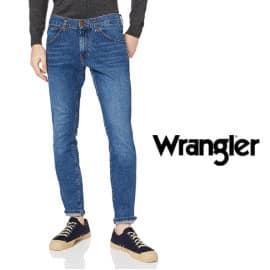 Pantalones vaqueros Wrangler Bryson baratos, vaqueros baratos, ofertas en ropa