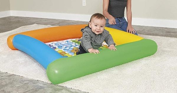 Parque infantil hinchable Bestway barato, juguetes baratos, ofertas para niños chollo