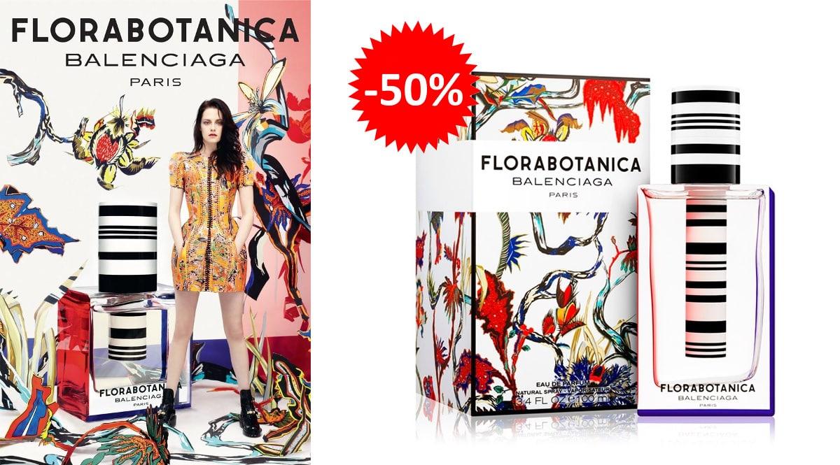 Perfume Balenciaga Florabotanica barato, perfumes baratos, ofertas para ti chollo