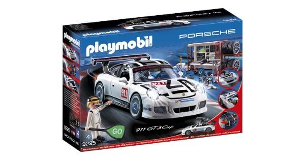 Playmobil Porsche 911 GT3 Cup barato, Playmobil baratos, chollo