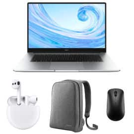 Portátil Huawei MateBook D 15 con Freebuds 3 barato, ofertas en portátiles, portátiles baratos