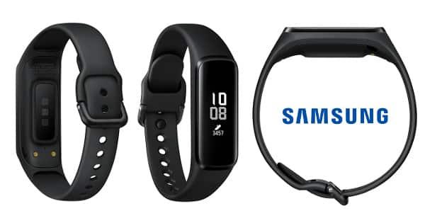 Pulsera de actividad Samsung Galaxy Fit E barata, material deportivo barato, ofertas en electronica chollo