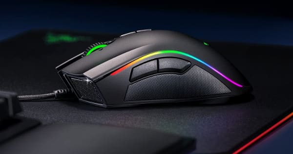 Ratón gaming Razer Mamba Elite barato, ratones gaming baratos, chollo