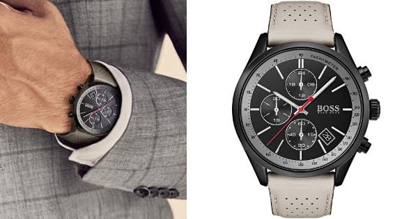 Reloj Hugo Boss Grand Prix barato, relojes baratos, ofertas en relojes chollo