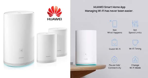 Sistema WiFi PLC Huawei Q2 Pro barato, sistemas WiFi baratos, chollo