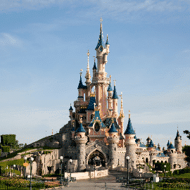 Viaja a Disneyland Paris