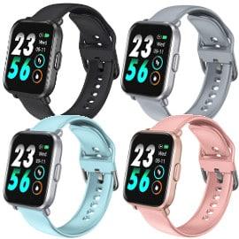 Smartwatch impermeable HolyHigh barato, relojes deportivos baratos