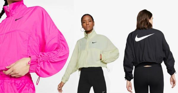 Sudadera para mujer Nike Sportswear Swoosh barata. Ofertas en ropa de marca, ropa de marca barata, chollo