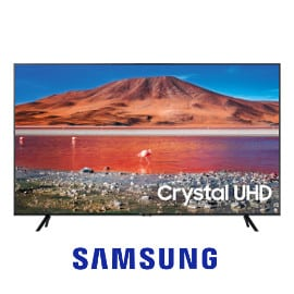 Televisor Samsung UE50TU7072 barato, televisores baratos