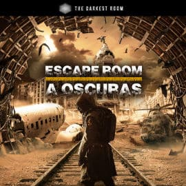 The Darkest Room Escape Room a oscuras, descuento exclusivo
