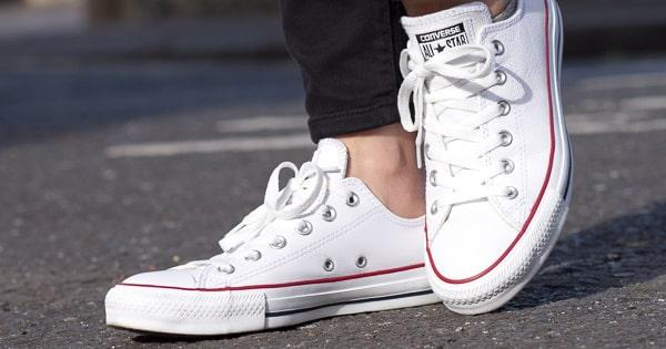Zapatillas Converse Chuck Taylor All Star blancas baratas, calzado barato, ofertas en zapatillas chollo