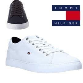 Zapatillas para hombre Tommy Hilfiger Seasonal Textile baratas, zapatillas de marca baratas, ofertas calzado