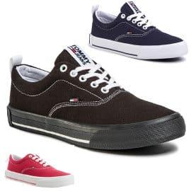 Zapatillas para mujer Tommy Hilfiger LowCut Essential baratas, zapatillas de marca baratas, ofertas calzado