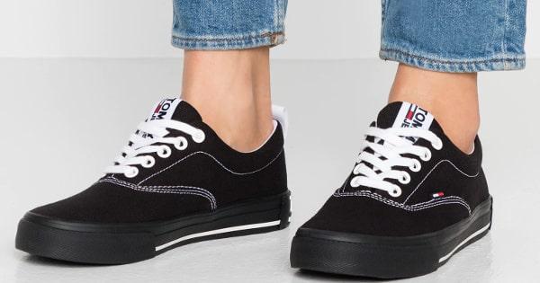 Zapatillas para mujer Tommy Hilfiger LowCut Essential baratas, zapatillas de marca baratas, ofertas calzado, chollo