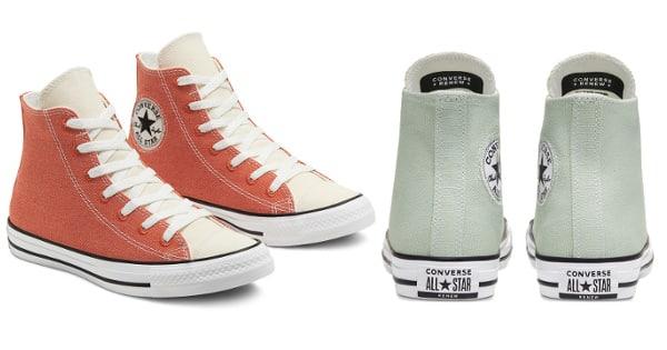 Zapatillas unisex Converse Renew Cotton Hi Top baratas, calzado barato, ofertas en zapatillas chollo
