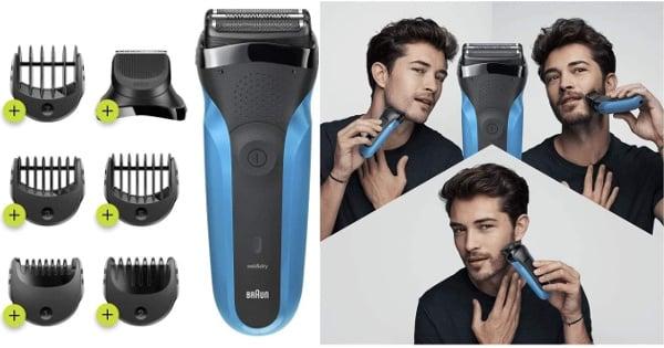 Afeitadora Braun Series 3 Shave & Style 310BT barata, afeitadoras baratas, ofertas salud y cuidado personal, chollo