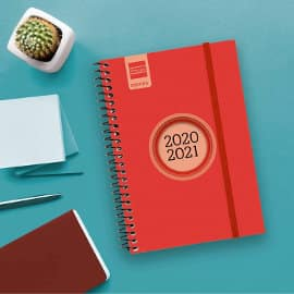 Agenda Finocam, agenda anual barata, ofertas en material de oficina