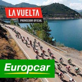 Alquiler de coche barato con Europcar, Disfruta de La Vuelta con Europcar