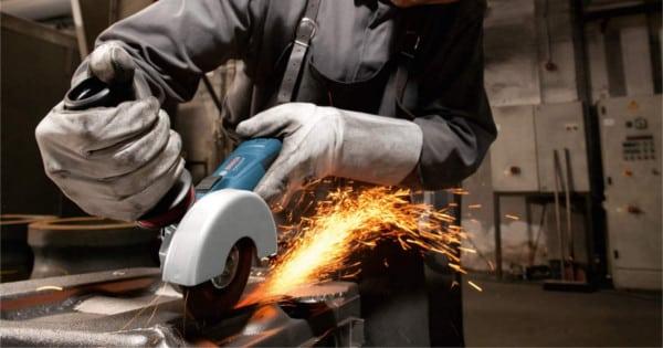 Amoladora Bosch Professional GWS 13-125 barata. Ofertas en herramientas, herramientas baratas, chollo