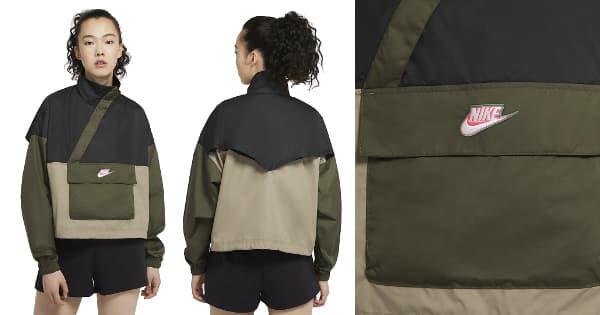 Anorak Nike Sportswear Icon Clash barato, ropa de marca barata, ofertas en ropa deportiva chollo