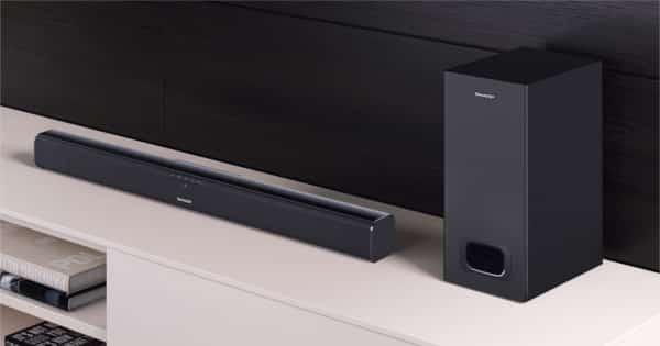 Barra de sonido Sharp HT-SBW110 barata. Ofertas en barras de sonido, barras de sonido baratas, chollo