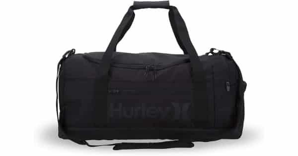 Bolsa Hurley Renegade Solid Duffle barata, bolsas de deporte baratas, ofertas en mochilas chollo