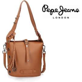 Bolso de hombro Pepe Jeans Angelica barato, bolsos de marca baratos, ofertas moda