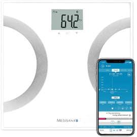 Báscula analítica con Bluetooth y App Medisana BS 445 Connect barata, básculas baratas, ofertas salud y cuidado personal