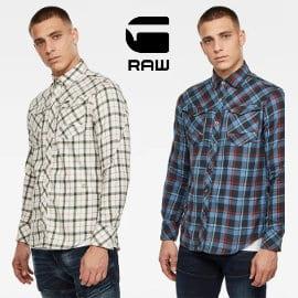 Camisa G-Star Raw Arc 3D barata, ropa de marca barata, ofertas en camisas