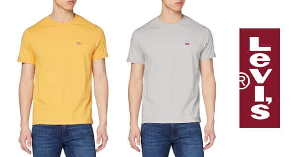 Camiseta Levi's The Original Tee barata, ropa de marca barata, ofertas en camisetas chollo