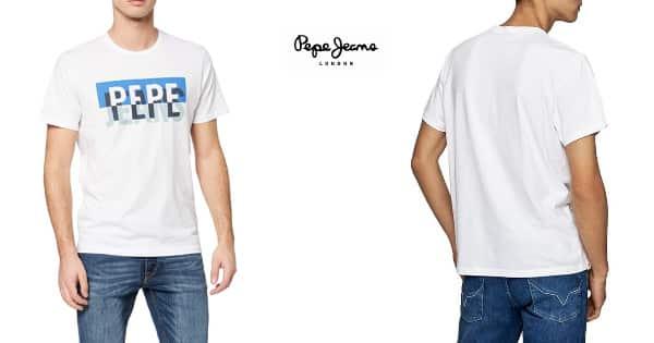Camiseta Pepe Jeans Micah barata, camisetas baratas, ofertas en ropa de marca, chollo
