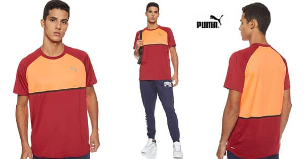 Camiseta deportiva Puma Power Bonded barata, camisetas baratas, ofertas ropa de deporte, chollo
