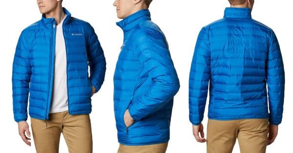 Chaqueta de plumón Columbia Lake 22 barata, ropa de marca barata, ofertas en chaquetas chollo