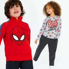 Chándales Sprinter baratos, ropa de marca barata, ofertas para niños