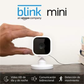 Cámara de seguridad Amazon Blink Mini barata. Ofertas en cámaras de seguridad, cámaras de seguridad baratas