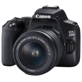 Cámara réflex Canon EOS 250D barata. Ofertas en cámaras, cámaras baratas