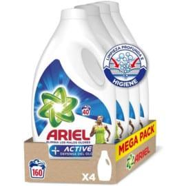 Detergente Ariel Active, 160 dosis, barato. Ofertas en detergente, detergente barato