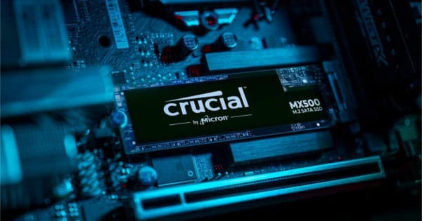Disco SSD Crucial M.2 MX500 de 1TB barato. Ofertas en discos SSD, discos SSD baratos, chollo