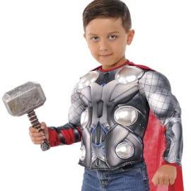 Disfraz Thor para niños barato, disfraces baratos