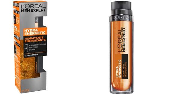 Fluido hidratante Hydra Energetic anti fatiga L'Oréal-Men Expert barato, cremas baratas, ofertas para ti, chollo