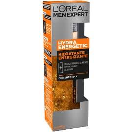 Fluido hidratante Hydra Energetic anti fatiga L'Oréal-Men Expert barato, cremas baratas, ofertas para ti