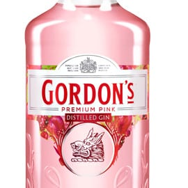 Ginebra Gordon's Pink barata. Ofertas en ginebra, ginebra barata