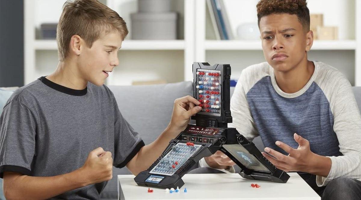 Juego Hundir la Flota electrónico de Hasbro barato. Ofertas en juegos, juegos baratos, chollo