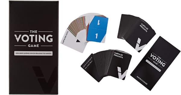 Juego de Mesa The Voting Game de Bandai barato, juegos de cartas baratos, ofertas juegos, chollo
