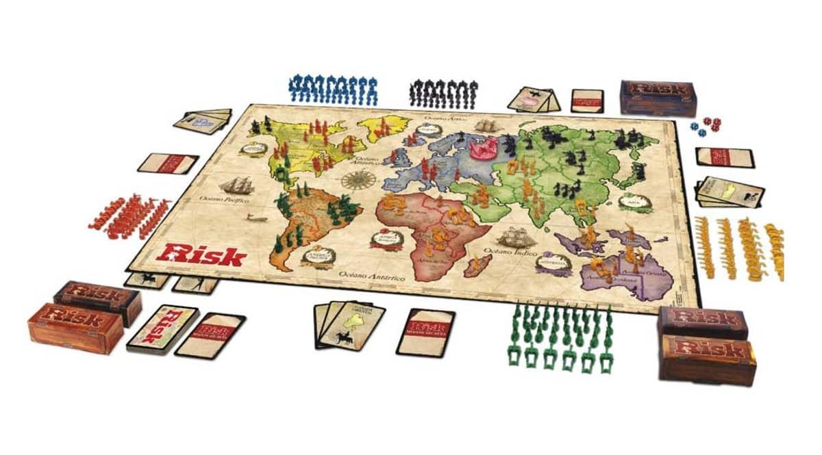 Juego de mesa Risk Dragones barato. Ofertas en juegos de mesa, juegos de mesa baratos, chollo