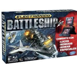 Juego electrónico de estrategia Hundir la Flota, juegos baratos, ofertas para niños